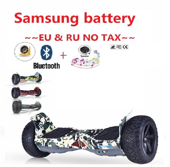 8.5 inch hoover board Smart Balance Scooter Standing Smart Skateboard Overboard Hoverboard Electric Scooters electric skateboar
