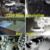 Techage 4ch 720 p hd al aire libre ir de la visión nocturna de vigilancia de vídeo de seguridad 4 unids Cámara IP WIFI CCTV Wireless System Kit NVR 1 TB HDD