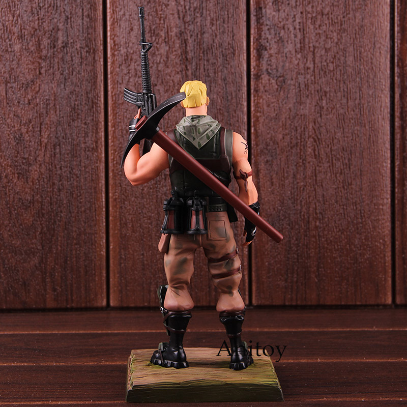 Hot Game Soldier Jonesy Action Figure PVC Collectible Model Toy 5