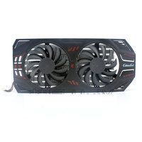 Original for Colorful GTX750Ti Twin 750Ti Video Graphics card cooler