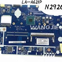 Для acer aspire E1-510 E1-510-2500 материнская плата для ноутбука Z5WE3 LA-A621P материнская плата N2920 BGA полностью протестирована