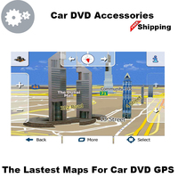 8G TF GPS Map Card Card EU Europe Wince OS 800 480 Resolution Android OS GPS