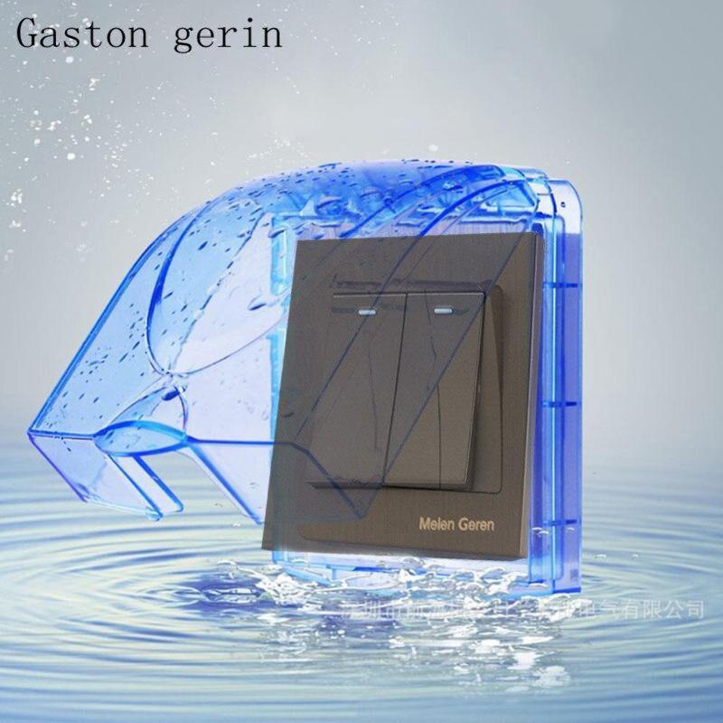 waterproof splash cover case_