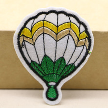 3pcs Fabric applique patch embroidery Hot Air Balloon DIY