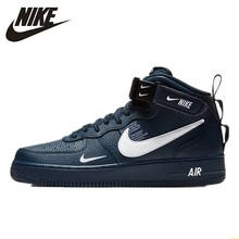 Nike Air Force 1 New Arrival Women Skateboarding Shoes Anti-Slippery Comfortable  Original Outdoor Sports Sneakers #804609