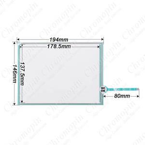 Image 2 - タッチスクリーンパネル DMC AST 084A AST 084A080A AST084A AST084A080A