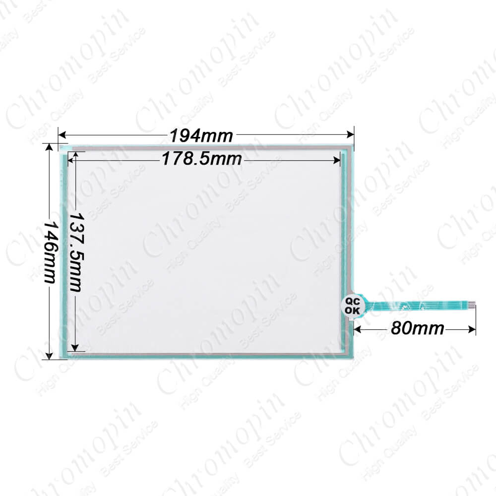 Image 2 - Touch screen panel DMC AST 084A AST 084A080A  AST084A AST084A080ATouch Screen Panels