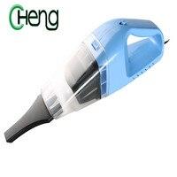 New 12V 100W 5M Portable Car Vacuum Cleaner Auto Wet Dry Handheld Powerful Vacuum Interior Cleaner