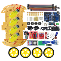 Bluetooth Controlled Robot Car Kits Tons Of Published Free Codes UNO R3 MEGA328P For Arduino Robot