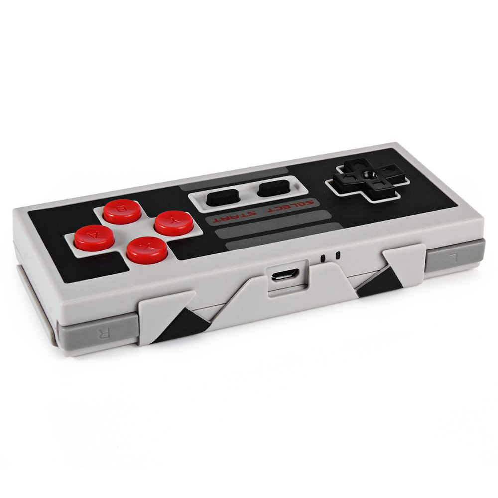 Image 3 - Upgradable Firmware Wireless Bluetooth Controller 8Bitdo NES30 Dual Classic Joystick for iOS Android Gamepad PC Mac Linux-in Gamepads from Consumer Electronics