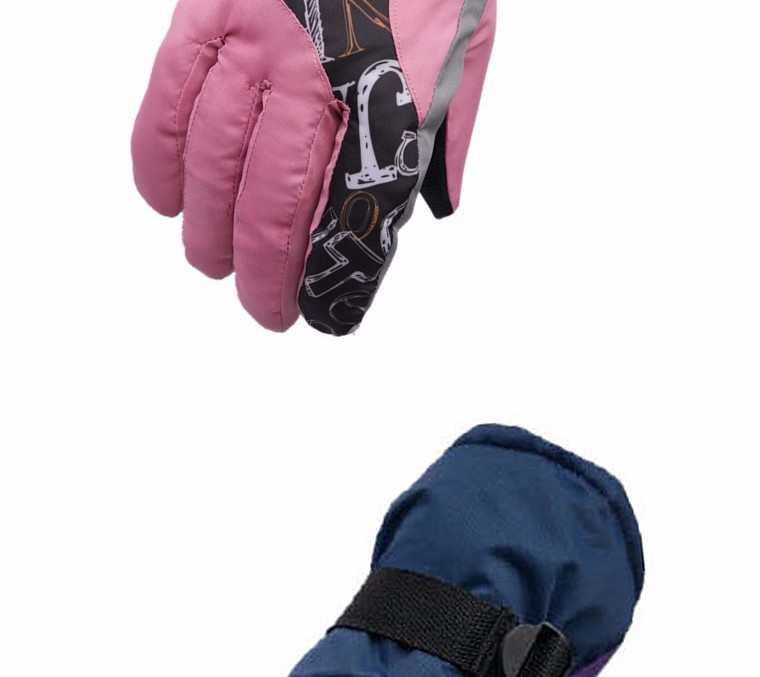 2017 Top Quality New Brand Men's Ski Gloves Snowboard Snowmobile Motorcycle Riding Winter Gloves Windproof Waterproof Snow Glove 15
