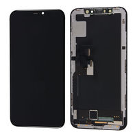 For iPhone X LCD Display Touch Digitizer Assembly Replace OLED screen Black not original quality