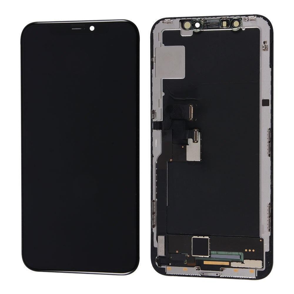 Pour iPhone X LCD Affichage Tactile Digitizer Assemblée Remplacer OLED écran Noir Auto usine bonne qualité pas original
