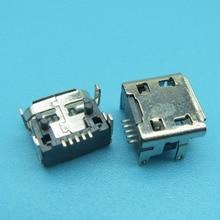 5pcs for JBL Charge FLIP 3 Bluetooth Speaker New female 5 pin 5pin type B Micro mini USB Charging Port jack socket Connector