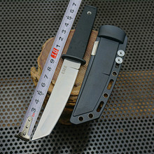Survival Knife Hunting Knives High Hardness Small Straight Knives Outdoor tool Rescue Camping Edc tools