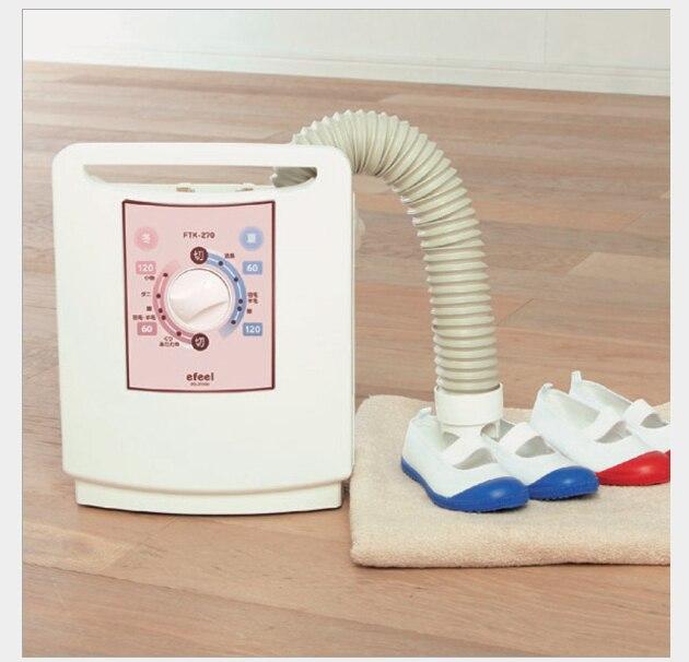 Aufstrebend Anti-milbe Sterilisation Warme Bettdecke Maschine Kleidung Schuhe Trockner Familie Multi-funktionale Heizung Hotel Liefert