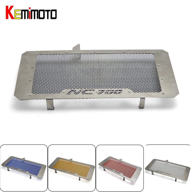 For Honda NC700X NC700S NC750X NC750S 2012-2016 Motorcycle Radiator Grille Grill Guard Protective Protector Cover 100% Brand New arashi radiator grille protective cover grill guard protector for honda nc700 nc700s nc700x nc700n 2012 2013 2014 2015 2016