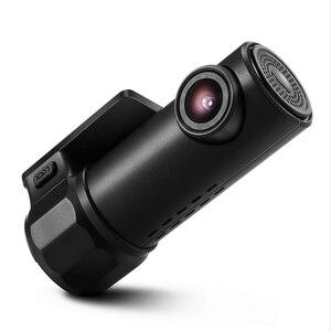 Image 2 - 170 תואר רחב זווית מיני ראיית לילה נהיגה מקליט Wifi HD רכב DVR מצלמת דאש 30 fps רכב DVR מצלמה