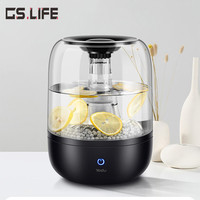 Household Desktop Humidifier 3 Gears Mute Humidification Aroma Diffuser Purifying Water Quality Healthy Pure Air Humidifier