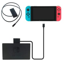 Nintend Switch NS Extender Cable 10 Gbps Data Transfer Rate TV Dock Video Extension Line Cord for NintendoSwitch Dock Accessorie