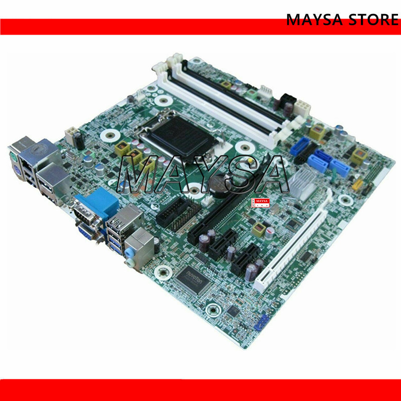 737727-001 737727-501 696538-002 For HP EliteDesk 800 G1 desktop motherboard  LAG1150 DDR3 MainBoard 100% Tested Fast Ship737727-001 737727-501 696538-002 For HP EliteDesk 800 G1 desktop motherboard  LAG1150 DDR3 MainBoard 100% Tested Fast Ship