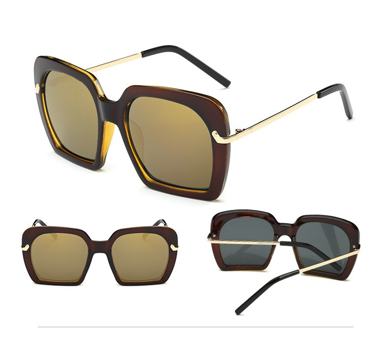 Labulaka mode quadratischen rahmen sonnenbrille frauen klassische ...