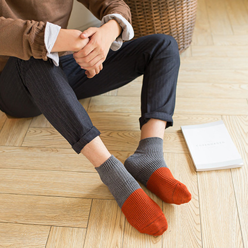 Mantieqingway Fashion Solid Color Cotton Socks for Mens Adult Business Wedding Dress Leisure Sock Unisex Women Long Tube Socks