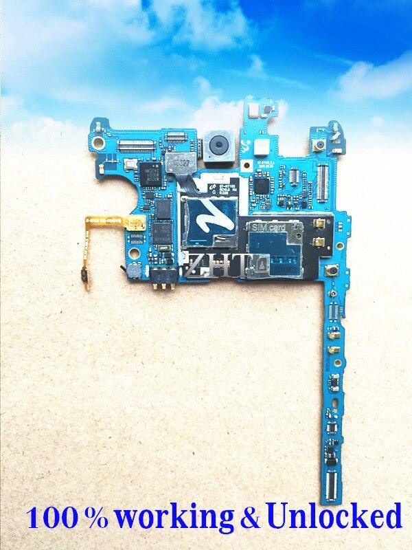 все цены на  Unlocked & Original international version Chips Logic Board For NOTE 2 N7105 LTE Motherboard Clean IMEI Free shipping  онлайн