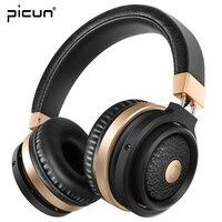 Picun Earphone Bluetooth 4 1 Headset Wireless Headphone For Xiaomi Phone Kulakl K Bass Casque Audio