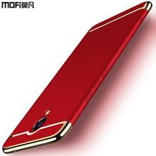 Meizu M5 note чехол Meizu M5 note крышка блеск бампер Mofi 3 в 1 Роскошные Bling Назад Жесткий защиты САППУ Meizu M5 note Coque