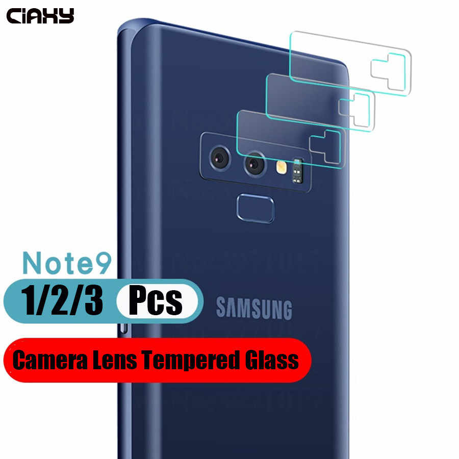 For Samsung Galaxy Note 9 Back 2.5D Camera Lens Tempered Glass Screen Film For Samsung Galaxy S9 S9 Plus S8 Plus Protective Film