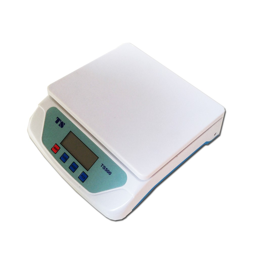 Oman-T500 25kg/1g Digital kitchen Scale Weighting ABS plastic AA batteries