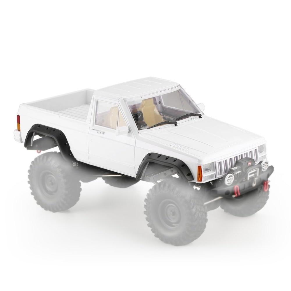 1/10 RC Crawler Car Body AX-313B Wheelbase Pickup Body Shell Car Shell for Axial SCX10 & SCX10 II 90046 90047 RC Truck Crawler