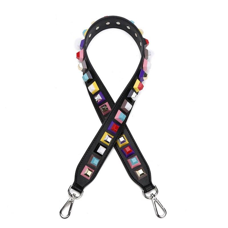 Women Messenger Bag Strap High Quality Genuine Leather Handbag Belts Replacement Shoulder Bag Straps Parts