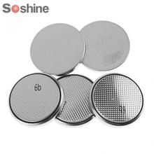 20pcs Soshine CR2032 3V 210mAh Lithium Button Coin Battery for Watches / Calculators / Toys / Electronic Devices