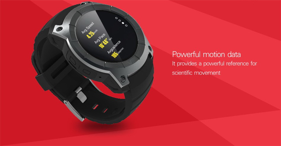 Makibes G05 GPS Smart Watch (9)