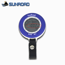 Sunroad 5 in 1 Mini LCD Backlit Fishing Barometer Smart Trac
