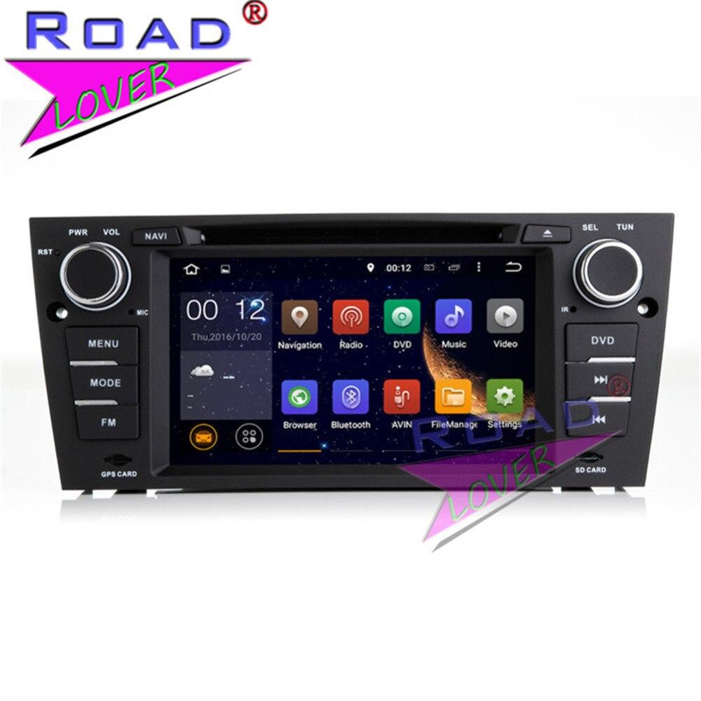 TOPNAVI 4 г + 32 ГБ Android 8,0 Octa Core новый автомобиль ПК Мультимедийный dvd-плеер для BMW 3 серии e90 E91 E92 стерео gps навигации видео