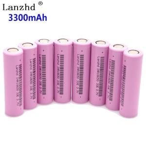 Image 4 - 1~8pcs 18650 3.7V INR18650 Rechargeable batteries lithium li ion 3.7v 30a large current 18650VTC7 18650 battery