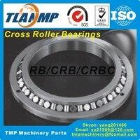 RB40035UUCC0 P5 TLANMP çapraz makara rulmanlar (400x480x35mm) döner tabla rulmanı yüksek hassas rulman için cnc makinesi