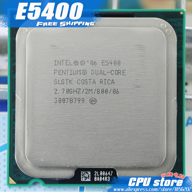 INTEL PENTIUM DUAL CORE PROCESSOR E5400 DOWNLOAD DRIVERS