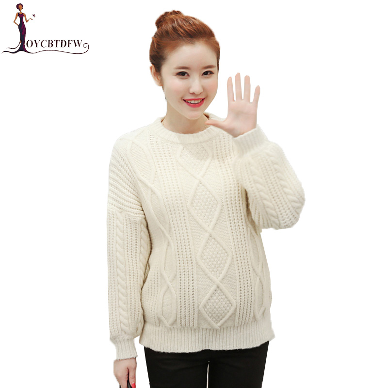 женский осенний вязаный свитер короткий пуловер свитер женский 2018