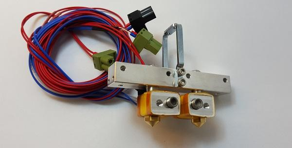 Funssor Flashforge Extruder Assembly to Creator Pro Bar Mount Assembly for Flashforge Creator Pro 3D printerFunssor Flashforge Extruder Assembly to Creator Pro Bar Mount Assembly for Flashforge Creator Pro 3D printer