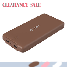 Clearance Sale 20000mAh Power Bank External Battery Portable Charger Dual USB Powerbank Phone Charger for iPhone Samsung MacBook
