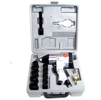 Free Shipping Pneumatic Light Duty Air Impact Wrench 1 2 In Dr 7000 Rpm Car Wheel