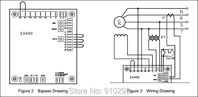 HTB1J_WIFVXXXXcxXFXXq6xXFXXXE aliexpress com buy generator avr sx440 automatic voltage sx440 avr wiring diagram at crackthecode.co