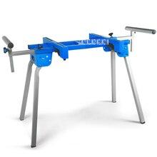 ST001 Многофункциональный портативный торцовочная пила кронштейн складной алюминиевый верстак кронштейн складной деревообрабатывающий стол Подвижный кронштейн