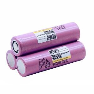 Image 4 - Liitokala 18650 New 100% Original 18650 2600mAh Li ion ICR18650 26FM 3.7V rechargeable 18650 battery