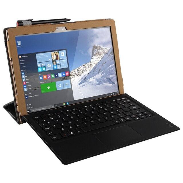 Dla Lenovo Ideapad Miix 710 przypadku ochronne etui do smartfona ze sztucznej skóry Tablet dla MIIX4 Pro 12 cal ochraniacz PU rękaw skrzynki pokrywa
