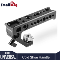 SmallRig Quick Release Camera Handle Shoe Handle Grip with an ARRI Locating Hole 15mm Rod Clamp DIY Camera Stabilizer 2094